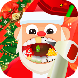 Dentist Christmas Doctor Game