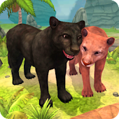Game Panther Family Sim apk for kindle fire