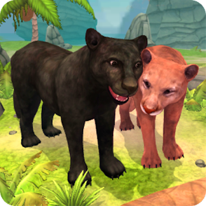 Panther Family Sim For PC