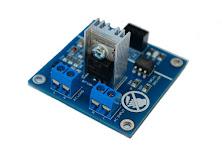 AC LED Light Dimmer Module with Heatsink