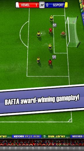 New Star Soccer screenshot 3