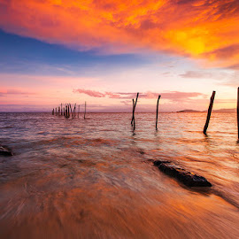 by Zaudin Daud - Landscapes Sunsets & Sunrises