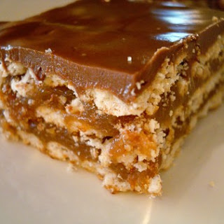 Graham Cracker Crunch Bar Recipes