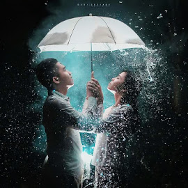 by Dedi Setiadi - Wedding Bride & Groom