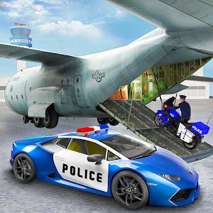 US Police Transporter Plane Simulator For PC / Windows 7/8/10 / Mac – Free Download