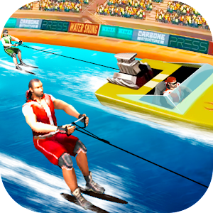 Water Skiing Speed Race For PC / Windows 7/8/10 / Mac – Free Download