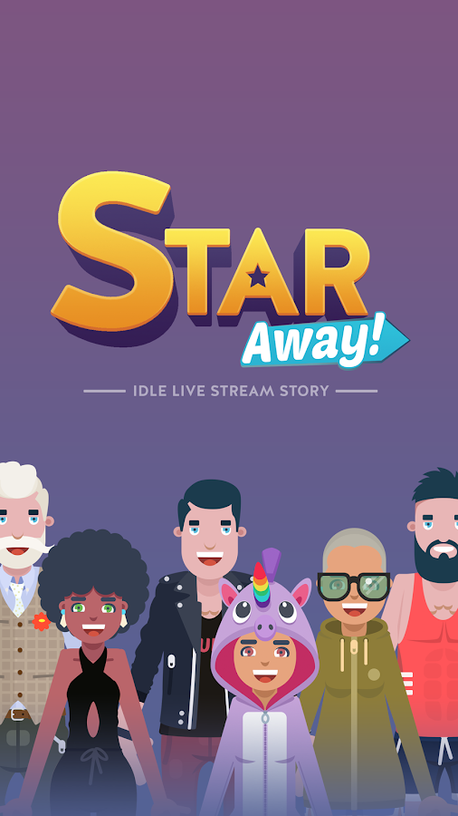 Star Away! - Idle Live Stream Story (Unreleased) Screenshot 2