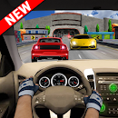 cockpit racer traffic 3D icon