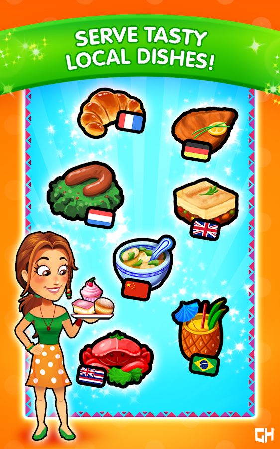 Delicious - Emily's Cook & GO Screenshot 3