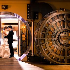 Safe by Drew Noel - Wedding Bride & Groom ( drew noel photography )