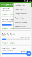 Screenshot of Saving Made Simple - Donate
