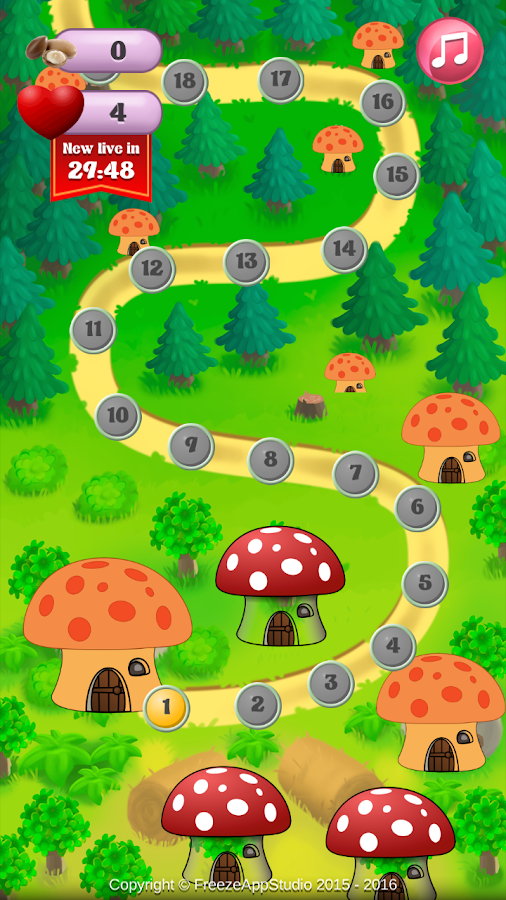 Fruit Crunch Screenshot 0