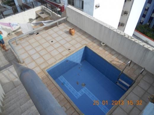 Cobertura residencial à venda, Costa Azul, Salvador.