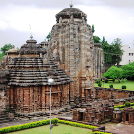 LINGARAJ TEMPLE by Ajit Kumar Majhi - Buildings & Architecture Places of Worship (  )