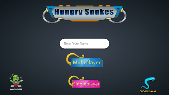 Hungry Snakes - screenshot