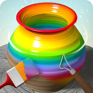 Pottery.ly 3D– Relaxing Ceramic Maker For PC / Windows 7/8/10 / Mac – Free Download