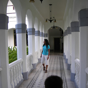 Majapahit by Wayne Duplessis - Buildings & Architecture Architectural Detail ( indigo, indonesia, majapahit, hotel, restaurant, surabaya )