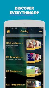 Virtual Space Amino - Geeks RP- screenshot thumbnail
