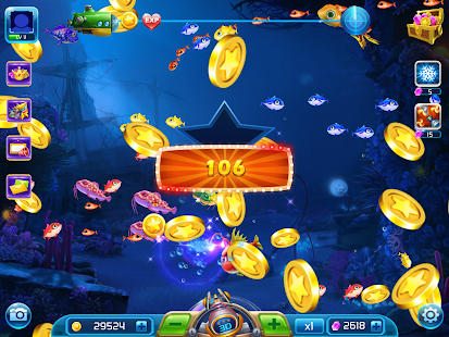 3d shooting fish apk 1 0 5 free casual games for android for Wsbtv fish and game