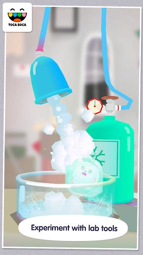 Toca Lab: Elements screenshot 12