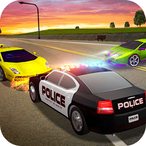 Police Chase - Car 3D For PC / Windows 7/8/10 / Mac – Free Download