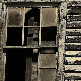 by Ryan Chornick - Buildings & Architecture Decaying & Abandoned