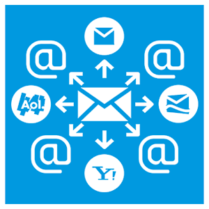 All Email Providers In One App. Your Email Reader APK Icon