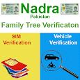 Nadra Family Tree Verification