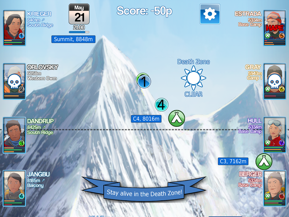 Mount Everest Story - Survival in the Death Zone Screenshot 7