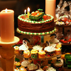 Halloween Goodies by Amanda  Castleman  - Public Holidays Halloween ( cake, cupcakes, sweets, food, halloween )