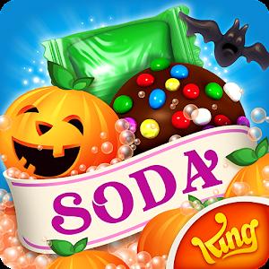 Candy Crush Soda Saga For PC (Windows & MAC)