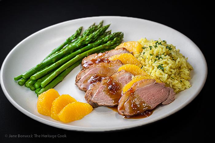 Duck Breasts a l'Orange Recipe | Yummly