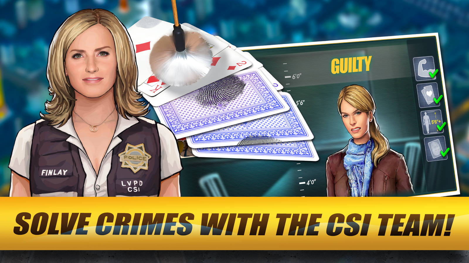 CSI: Hidden Crimes Screenshot 1