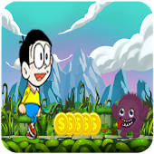 Subway Nobita Run adventure APK for Ubuntu
