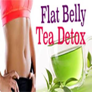 Cover art Flat Belly Tea Detox