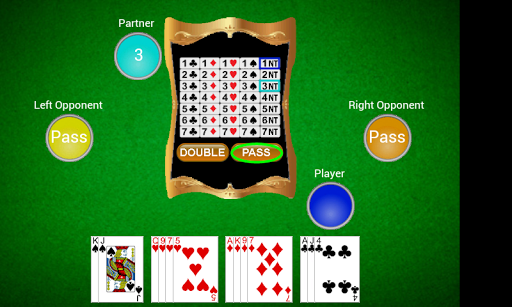 Ultimate Bridge Solitaire - screenshot