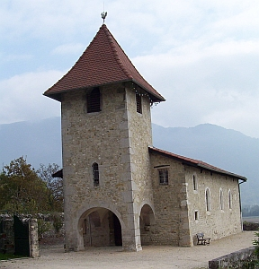 photo de Eglise Ste Marie d'Alloix (St. Barthélémy)