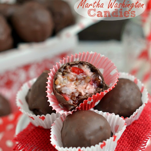 Martha Washington Candies