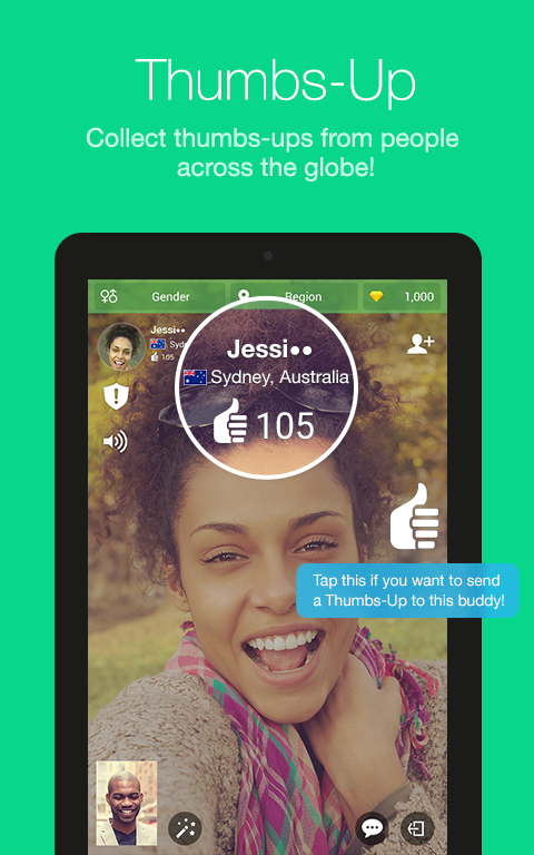 Azar-Video Chat&Call,Messenger Screenshot 7