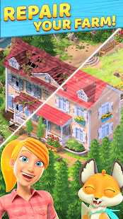 Wild Life: Puzzle Story for pc