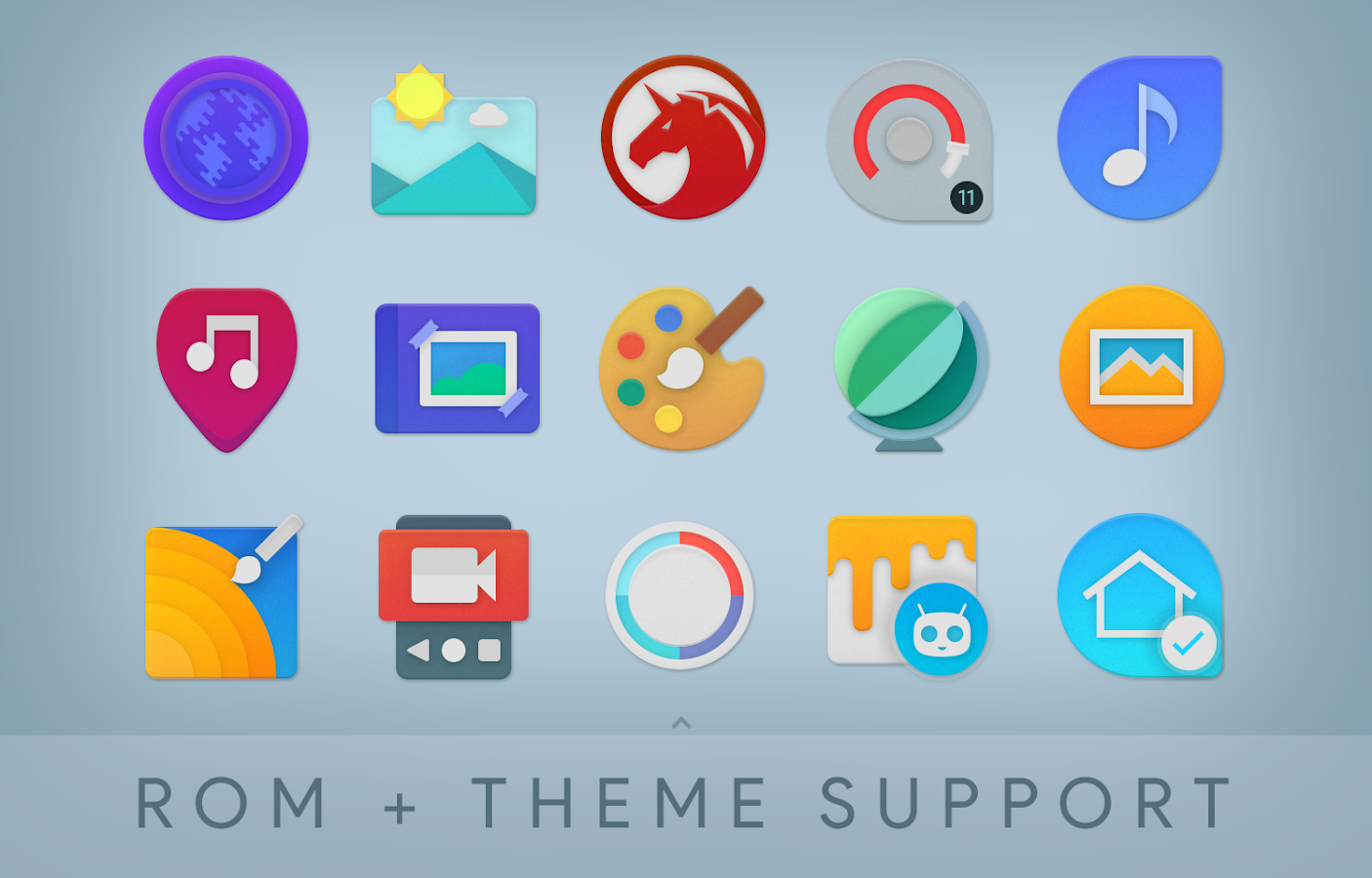 NOU - Icon Pack Screenshot 8