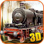 Steam Train Drive Simulator 3D 2.3 Apk