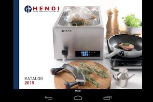 Screenshot of HENDI DE