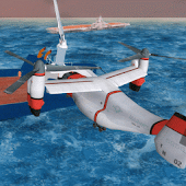 Game Airplane Helicopter Pilot 3D apk for kindle fire