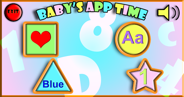 Baby App Time - screenshot