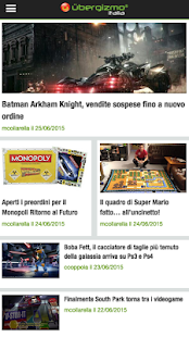 Geek News - Ubergizmo.it - screenshot
