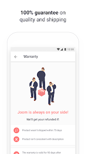 Free Joom – Better Shopping Every Day APK for Windows 8