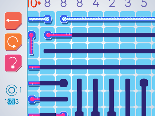Thermometers Puzzles screenshot 11