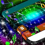 Keyboard With Sound Effects Icon