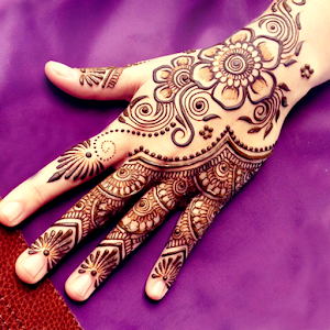 Download Latest Mehandi Designs 2017 For PC Windows and Mac